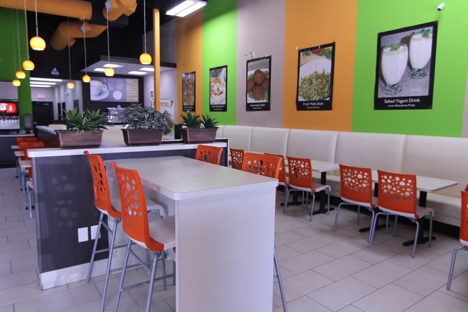 Shawarma Press Restaurant
