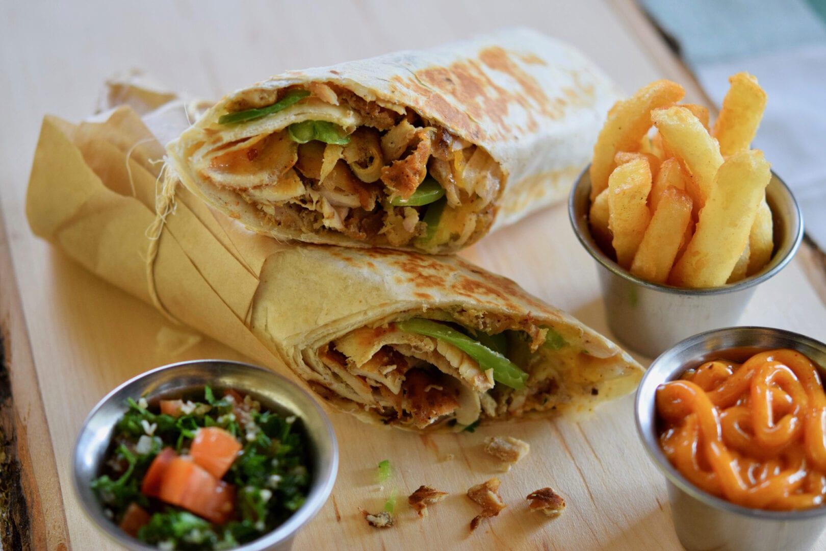 Shawarma Meal